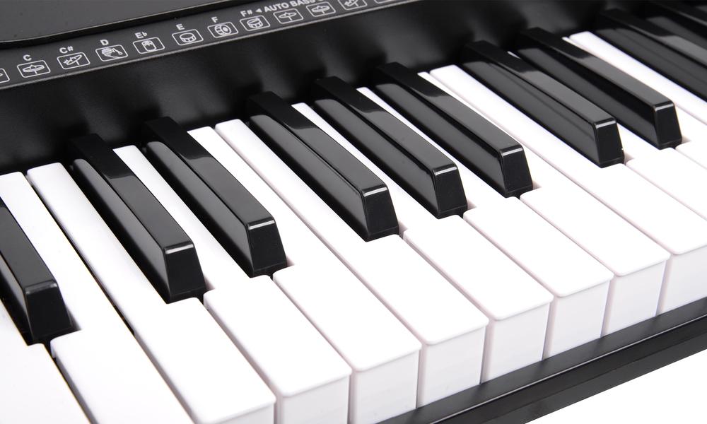 61 keys led electronic piano keyboard set 2857   web4