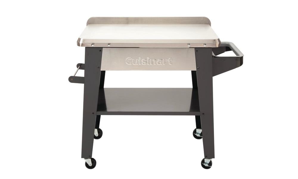 Cuisinart stainless steel outdoor prep table 2879   web1