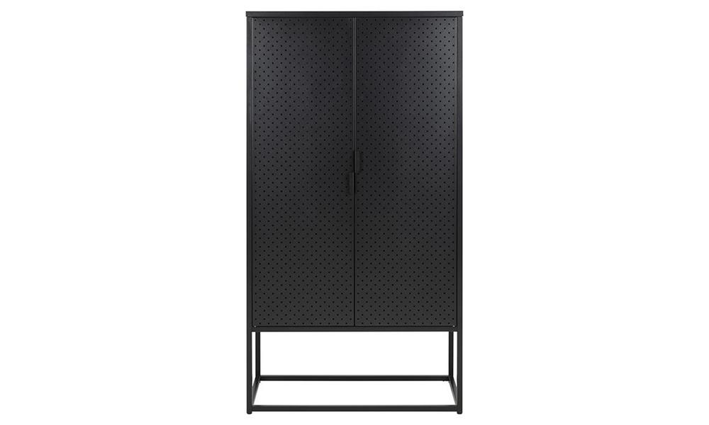 Kasper tall sideboard cabinet unit 80cm 2894   web2