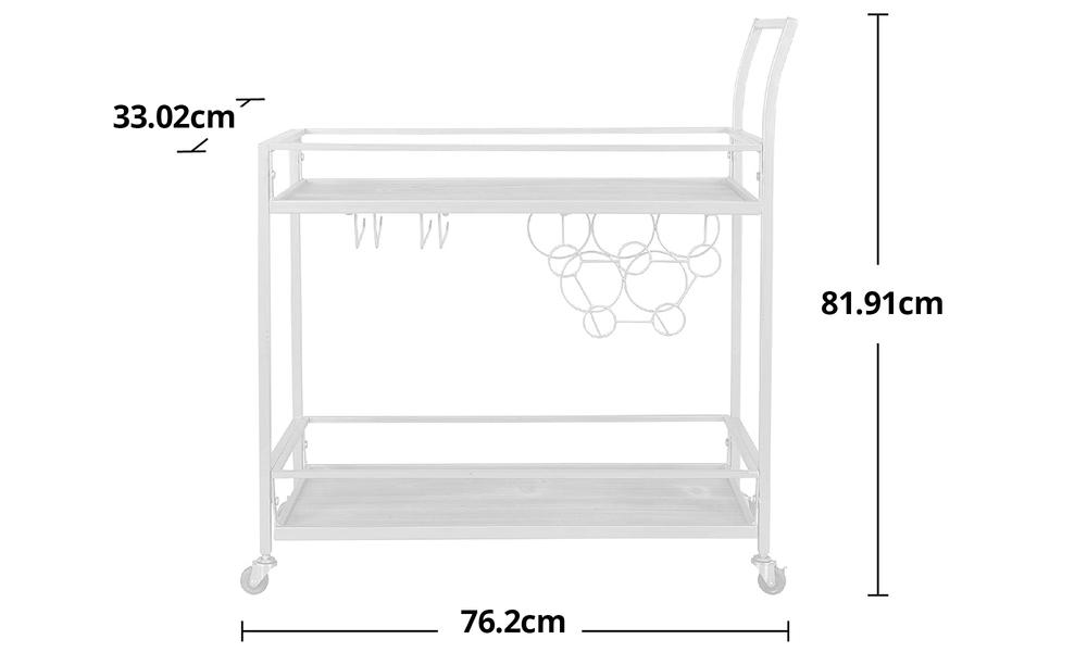 Francesca bar cart 2926   web5