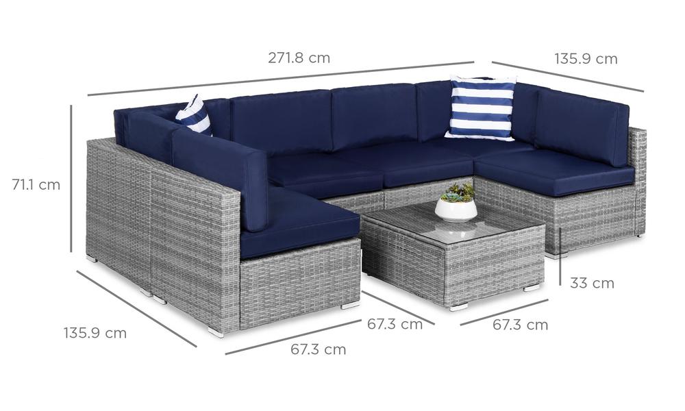 New port 7pcs wicker sofa set 2948   web3