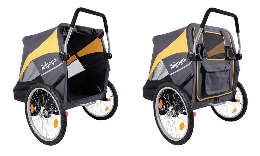 Ibiyaya hercules heavy duty pet stroller 2921   web5
