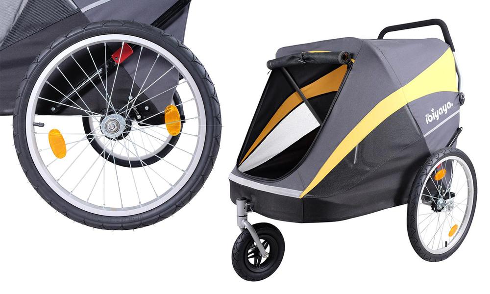Ibiyaya hercules heavy duty pet stroller 2921   web2