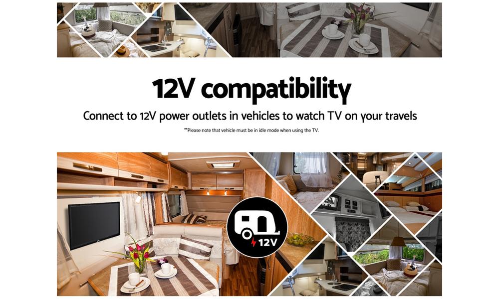 Devanti 24  led travel tv dvd 12v 2953   web5