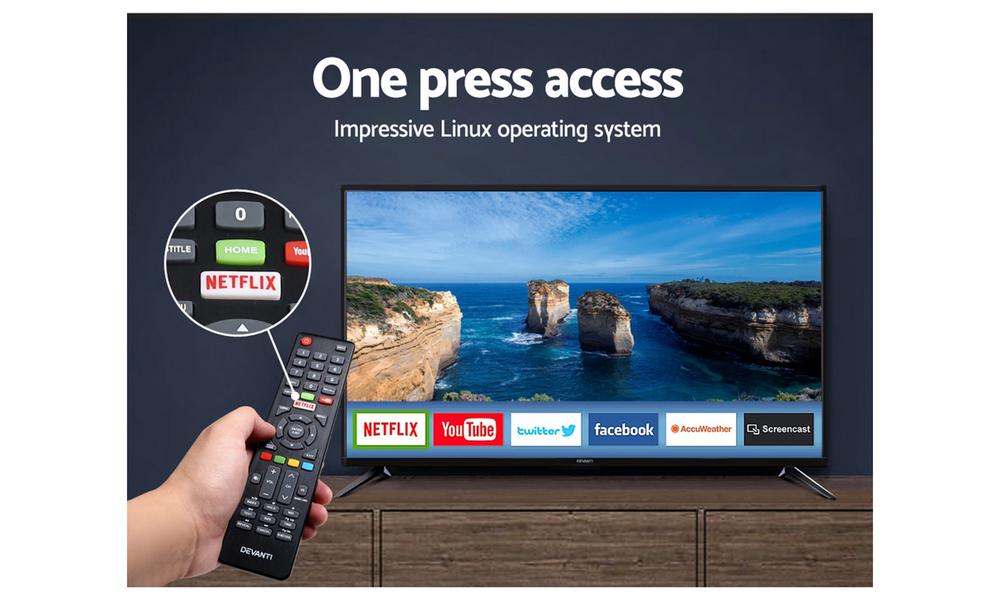 Devanti 32  slim screen smart tv 2961   web4
