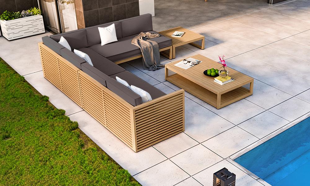 Wifera   delano 5 piece sectional sofa 2421    web1