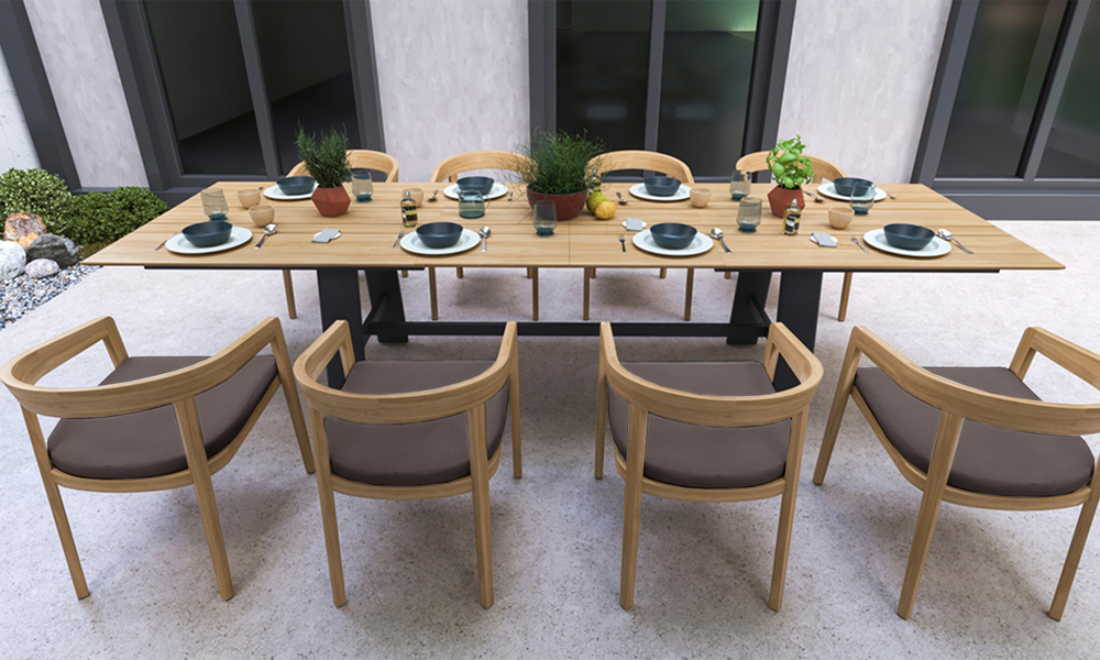Wifera   valencia 9 piece dining set 2423    web2