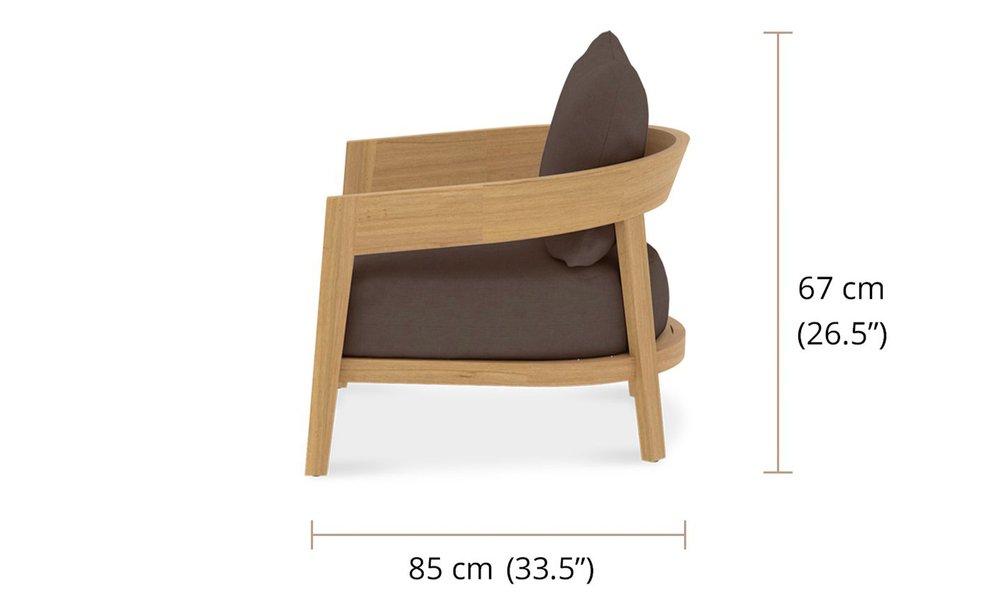 Wifera   valencia teak single seater 2378   web3