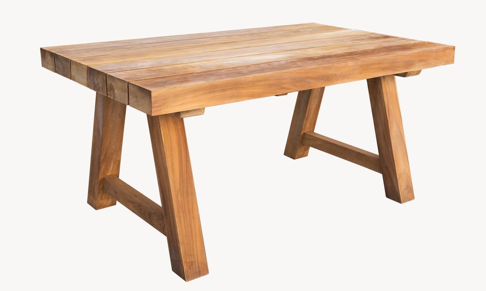 Mackinder teak dining table 2675   web3
