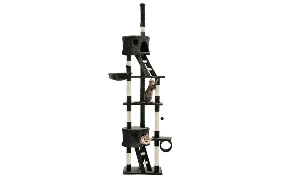 Cat condo 260cm scratching tower 2979   web1
