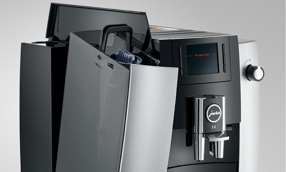 Jura e6 platinum espresso machine 2950   web6