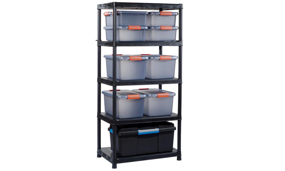 Keter plus garage shelving 90 5   2995   web1