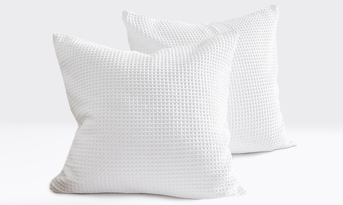 Waffle euro pillowcase 2881   web1