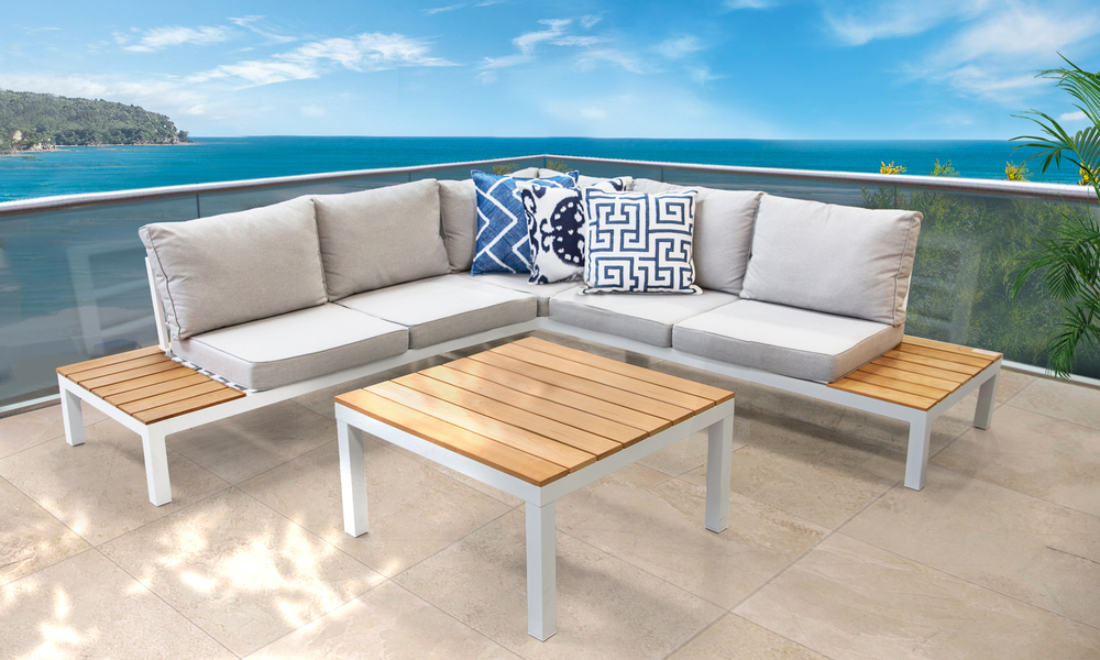 New teak outdoor corner lounge   web1 %281%29