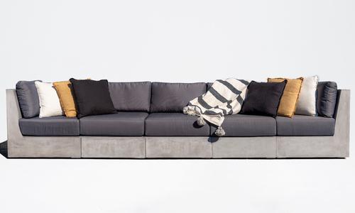 Concrete 5 seater sofa %28same colour concrete%29 2659   web1