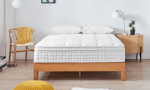 Eurotop icoil pocket spring mattress 3006   web1