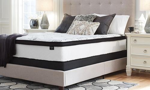 Chime express hybrid innerspring firm mattress 3007   web1