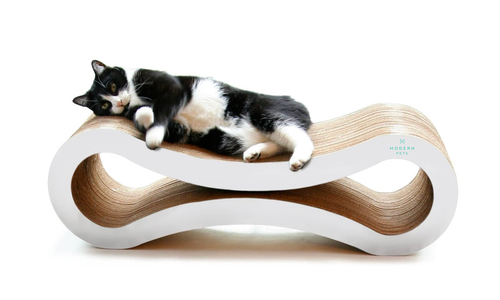 Modern pets cat scratcher infinity lounge 2936   web1