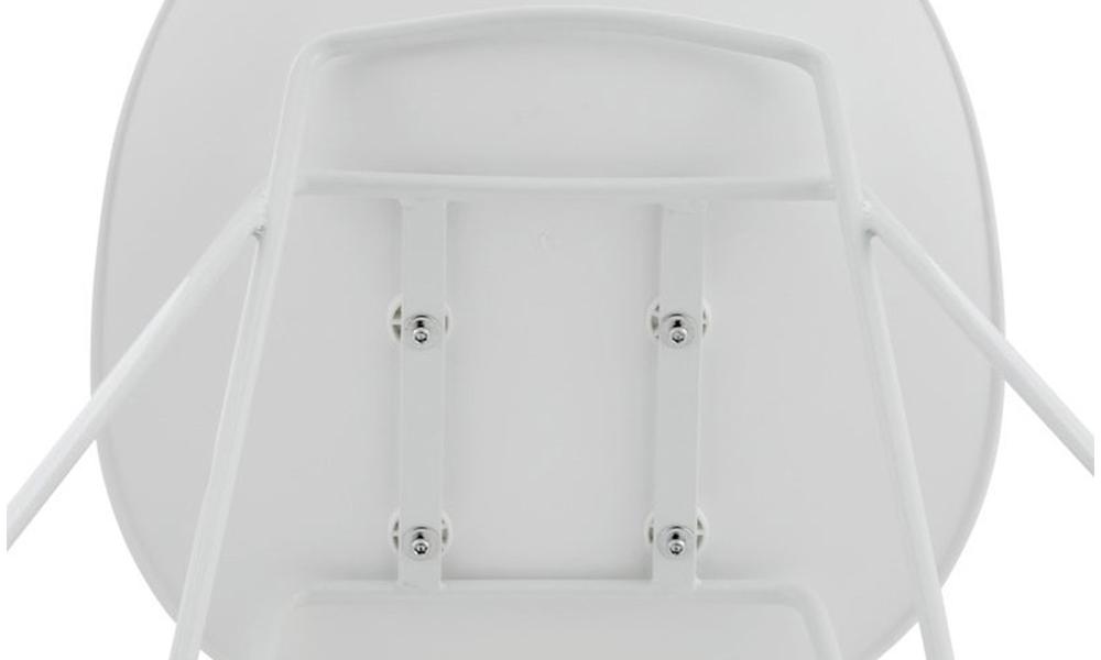 White barcelona mid back modern bar stools black 3042   web5