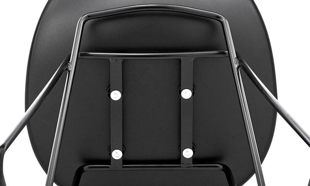 Black barcelona mid back modern bar stools black 3042   web5
