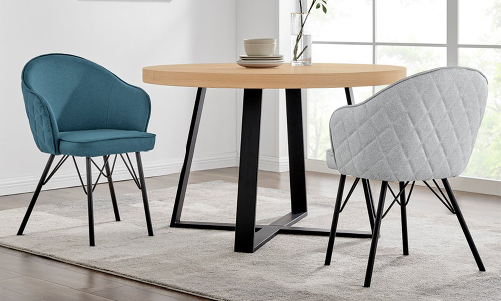Lennon upholstered dining chair 3060   web1