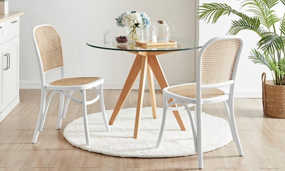 Harlo beech   rattan dining chairs 3054   web1