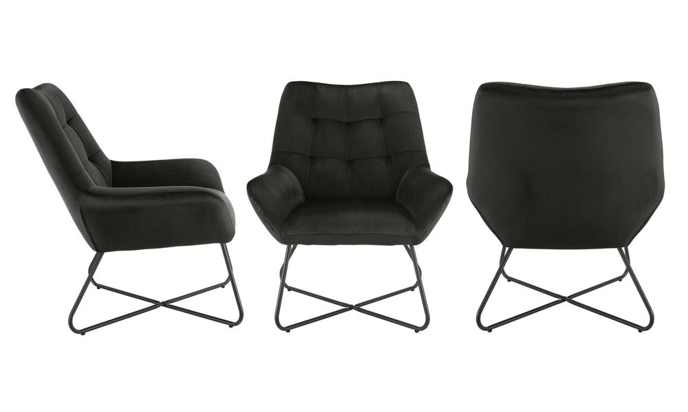 Dark grey dukeliving easton velvet resting armchair 3087   web2