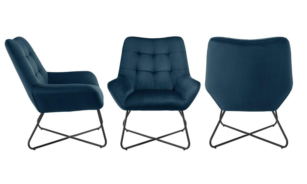 Navy dukeliving easton velvet resting armchair 3087   web2