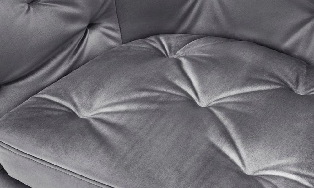 Grey dukeliving st. barts tufted velvet armchair 3097   web5