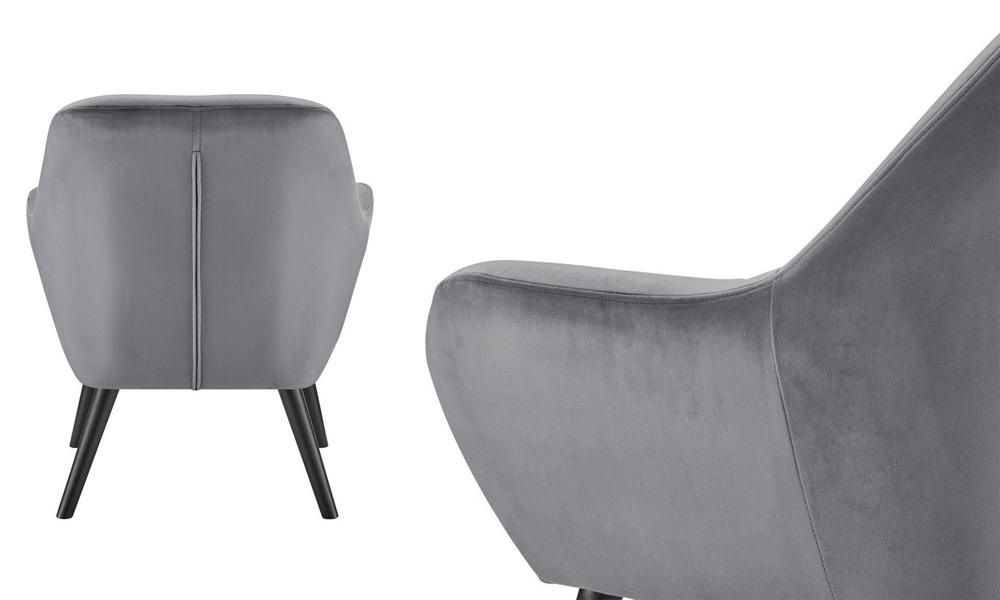 Grey dukeliving st. barts tufted velvet armchair 3097   web4