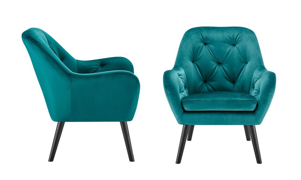Teal dukeliving st. barts tufted velvet armchair 3097   web2