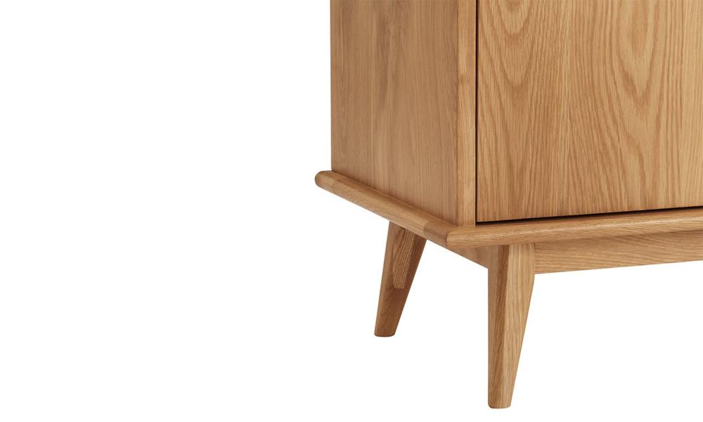 Dukeliving 140cm jakob oak tv unit 3775982 06