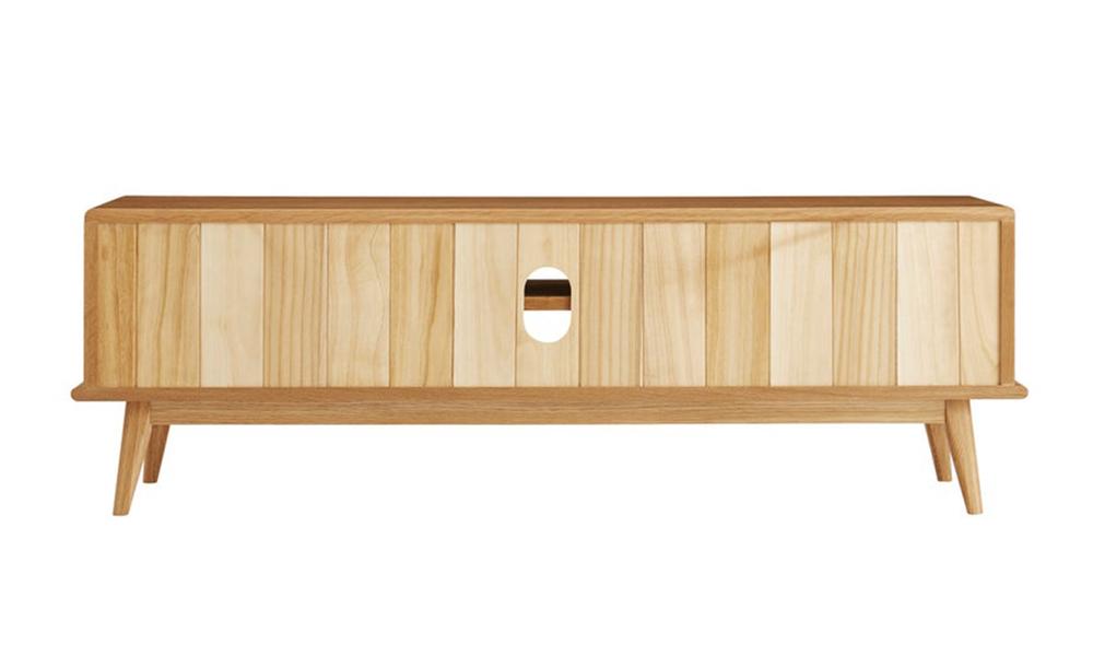 Dukeliving 140cm jakob oak tv unit 3775982 04