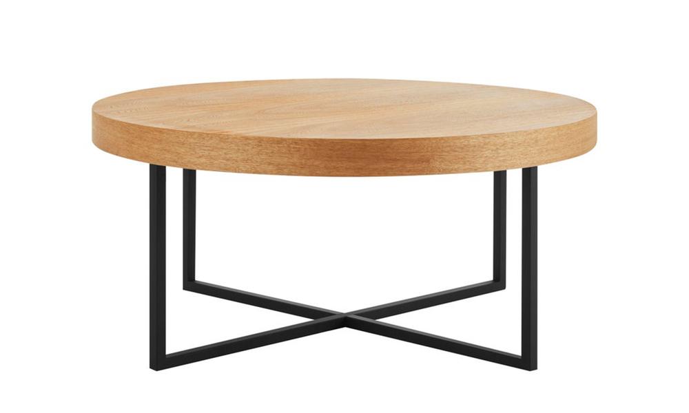 Dukeliving byron round coffee table elm pine 4056123 01