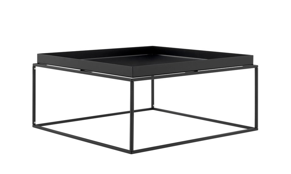Black dukeliving florence tray top steel side table 3100   web4