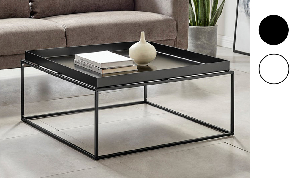 Dukeliving florence tray top steel side table 3100   web1