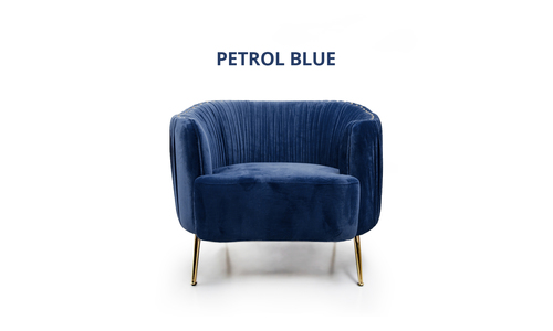Petrol blue   arthur velvet occasional chair 2317   web