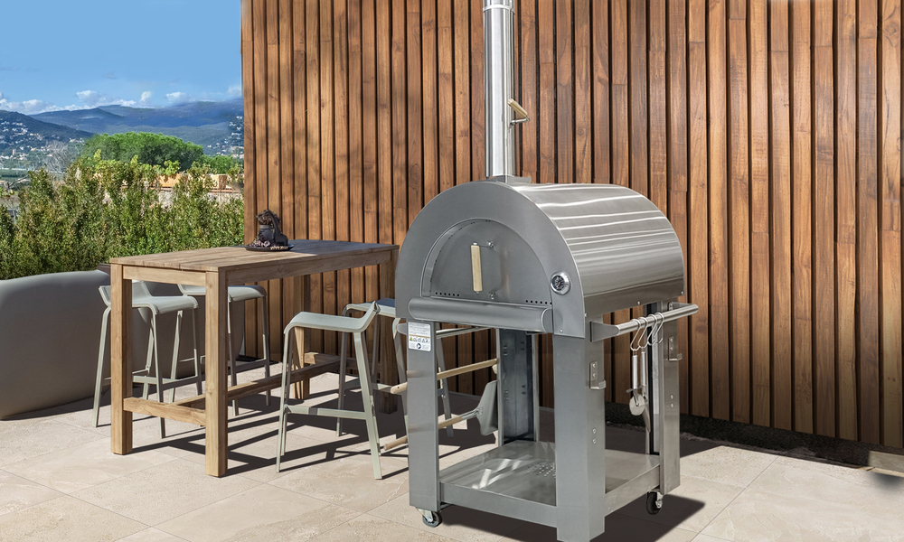 Pizza oven lifestyle