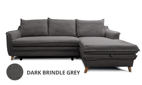 Right hand   dark brindle grey   boston sofa bed with storage 2556   web1