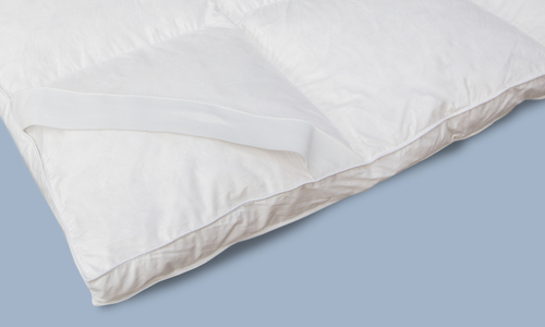 Goose down feather mattress topper 2326   web3