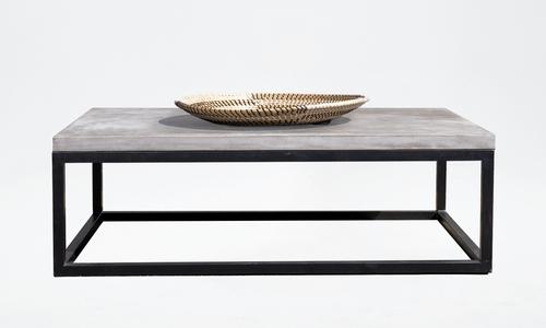 Zara concrete coffee table 2644   web3