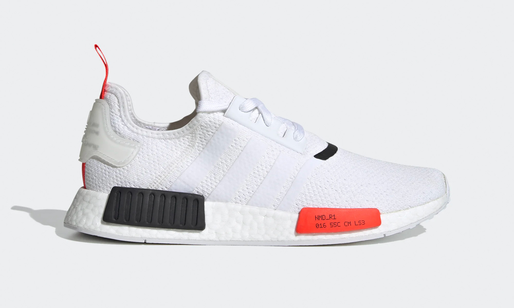 Cloud white red adidas mens 2681   web1