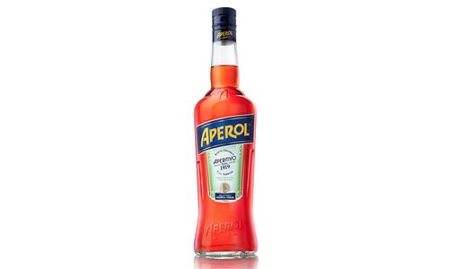 Aperol whole bottle web