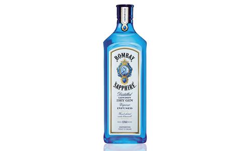 Bombay sapphire whole bottle web