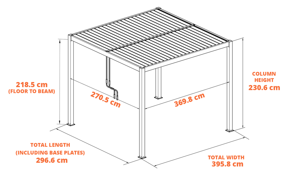 294x394 pergola dimensions   web