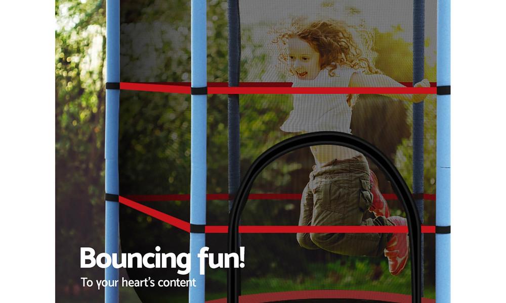 Everfit 4.5ft indoor outdoor trampoline 3651   web6