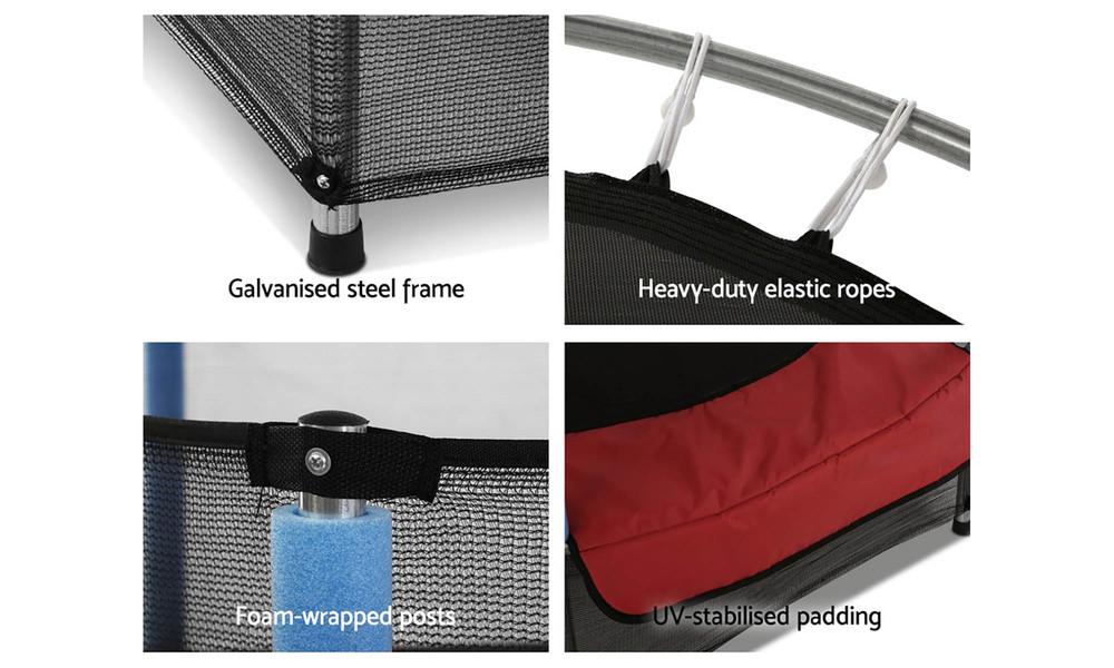 Everfit 4.5ft indoor outdoor trampoline 3651   web4