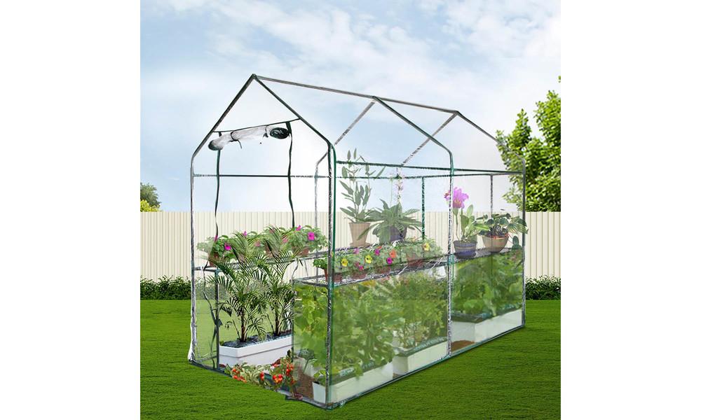 Greenfingers greenhouse 1.9x1.2m 3660   web7
