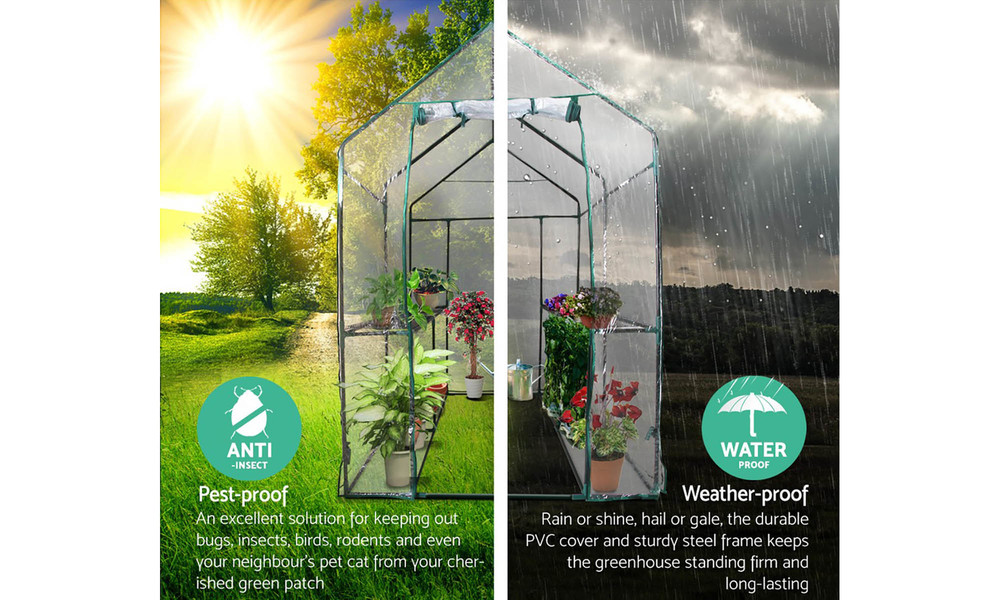 Greenfingers greenhouse 1.9x1.2m 3660   web4