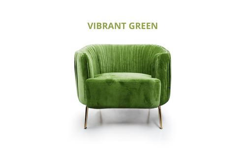 Vibrant green   arthur velvet occasional chair 2317   web